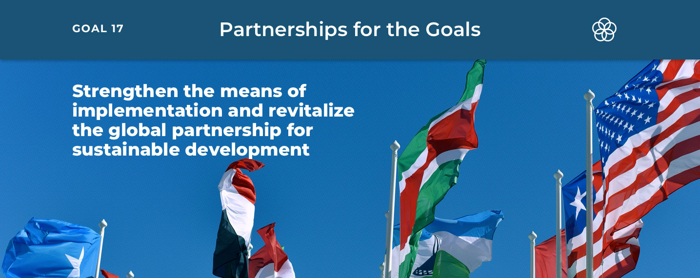 SDG17 – Partnerships for the Goals