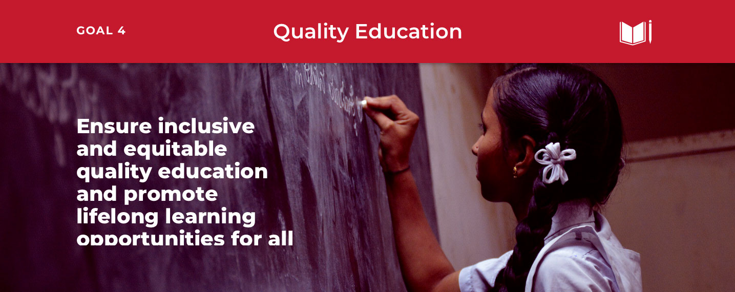 SDG4 – Quality Education
